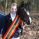 Louise van Nes Overijssels Kampioen