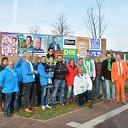 Gezamenlijke campagne gemeenteraadsverkiezingen van start gegaan
