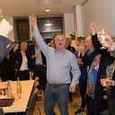 GB de grootste, CDA kleiner, PvdA op twee zetels