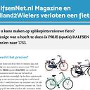 Foutje in het DalfsenNet.nl Magazine bij SMS-actie!