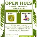 Open huis basisschool de Kubus en kinderopvang Boem Boem