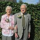 De heer en mevrouw Kuiper 60 jaar getrouwd