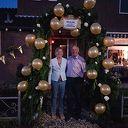 Rinus en Marietje Reuvekamp 50 jaar getrouwd