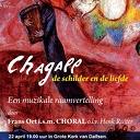 Chagall, de Schilder en de liefde