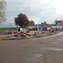 Werkzaamheden van Bruggen plein
