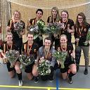 Zaalteam Dalfsen Dames 1 wervelend naar kampioenschap