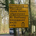 Fietspad Oude Oever, nog even geduld