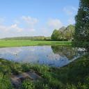 Mooi Hoonhorst aan het water