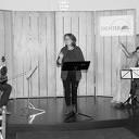 Dichteres Tineke de Boer leest voor