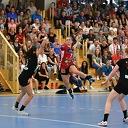 Tophandbal Dalfsen verliest 1e finalewedstrijd