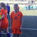 Danique Noordman debuteert in Oranje Onder 15