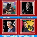 Vechtival Pre Party tijdens Damovo