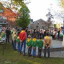 Herdenking 4 mei in Nieuwleusen