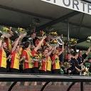 Dalfsen 1 viert kampioenschap en promotie naar Tweede klasse