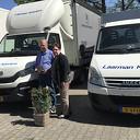 Laarman Koeriers en Sneltransport viert 40 jarig jubileum