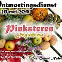 """Pinksteren als """"Oogstfeest"""" in NGK Dalfsen"""