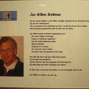 Onthulling fotoreportage van Jan Willem Brinkman