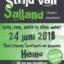 Strijd van Salland tegen kanker