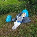 Afval gedumpt