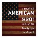 Amerikaanse bbq op vrijdag 29 juni a.s.
