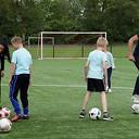 Passend voetbal vol plezier gestart in Dalfsen