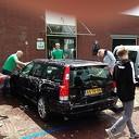 Auto wassen voor een goed doel