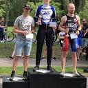 Dalfsenaar Ruben Slot wint triatlon Luttenberg