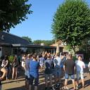 Het Sproeifeest Hoonhorst is vanavond officieel gestart