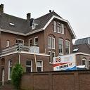Verbouwing van voormalig postkantoor tot appartementen