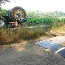 Agrariërs doen alles om de oogst te redden