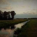 Hoonhorst onder de prachtige wolken