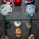 Varkens in Kulturhuus Lemelerveld