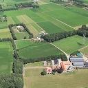 Beelden van Helikoptervlucht Sproeifeest Hoonhorst