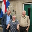 Echtpaar Snijder- Scheen 60 jaar getrouwd