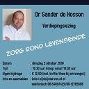 Lezing longarts Sander de Hosson