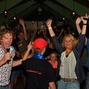 Een geweldig feest met Harten 10 op de camping