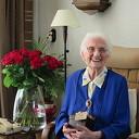 101 jarige, een boterham met honing en een berenburgie