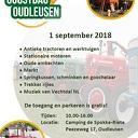 Oogstdag Oudleusen zaterdag 1 september