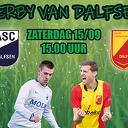 ASC'62 en SV Dalfsen treffen elkaar in derby