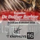 Kapsalon De Dalfser Barbier word 'T Kniphuys 16