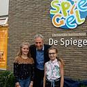 Chronisch ruimtegebrek De Spiegel opgelost dankzij schoolgebouw in Ankum