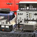 Radio onderdelenmarkt de Lichtmis.