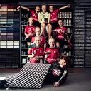 SVD handbal E1 meiden in nieuw tenue gestoken