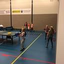 Tafeltennis Instuif Hoonhorst goed bezocht