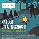 Natuurervaringsnacht voor natuurgidsen en jongeren