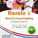 World Open Championship Karate 2018