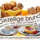 Brunch bij Saam Welzijn in de Trefkoele+