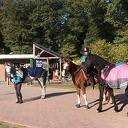 Bianca Schipper: 200 kilometer te paard voor goed doel