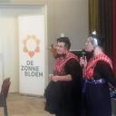 Staphorster zussen te gast bij de Zonnebloem