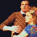 Kindervoorstelling Buurman, Buurvrouw in Theater De Stoomfabriek
